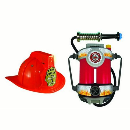 Aeromax Little Boys Red Firefighter Helmet Firepower Catalog Bundle](Aeromax Firefighter Costume)