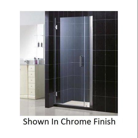 Dreamline Shdr 20357210 04 Unidoor Frameless Hinged Shower Door With