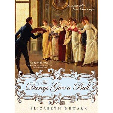 The Darcys Give a Ball - eBook