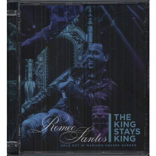 The King Stays King: Sold Out At Madison Square Garden (Music DVD)