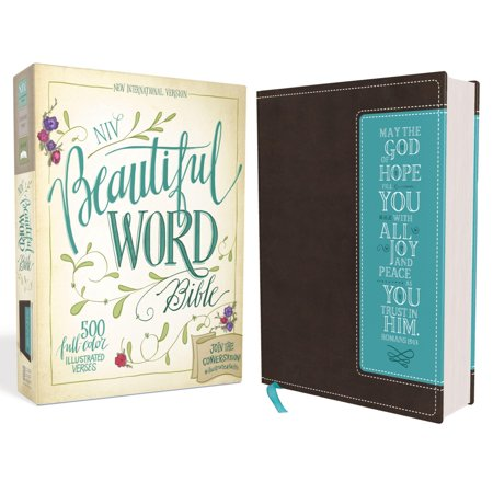 Beautiful Word Bible-NIV - Bible Craft