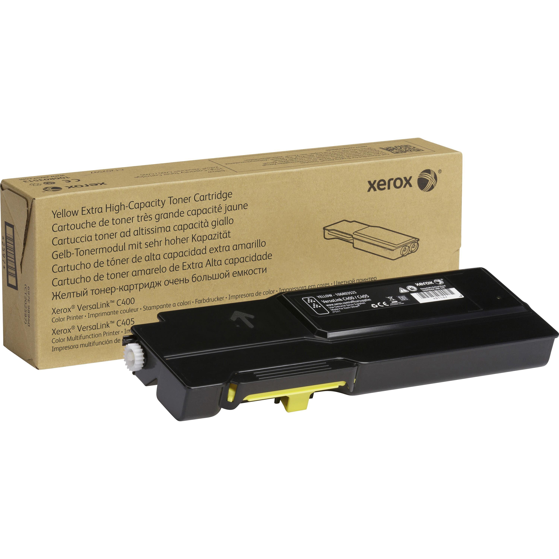 Xerox Original Toner Cartridge Yellow, 1 Each (Quantity) by Xerox