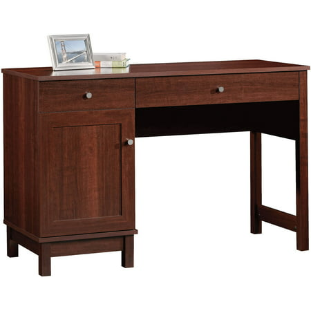 Sauder Kendall Square Contemporary Desk, Cherry Finish