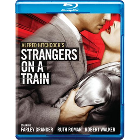Strangers On A Train (Blu-ray)](Jack Sparrow On Stranger Tides)