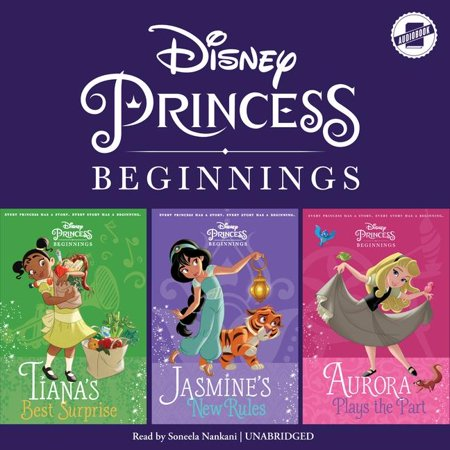 Who Is The Disney Princess Aurora (Disney Princess Beginnings: Disney Princess Beginnings: Jasmine, Tiana & Aurora: Jasmine's New Rules, Tiana's Best Surprise, Aurora Plays the Part)