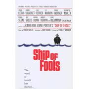 Ship Of Fools U Stretched Canvas -  (11 x 17)