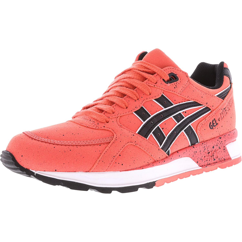 ASICS Asics Men's Gel Lyte Speed Hot Coral Black Ankle High Fashion Sneaker 7.5M