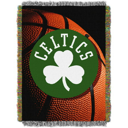 "NBA 48"" x 60"" Photo Real Series Tapestry Throw, Celtics"