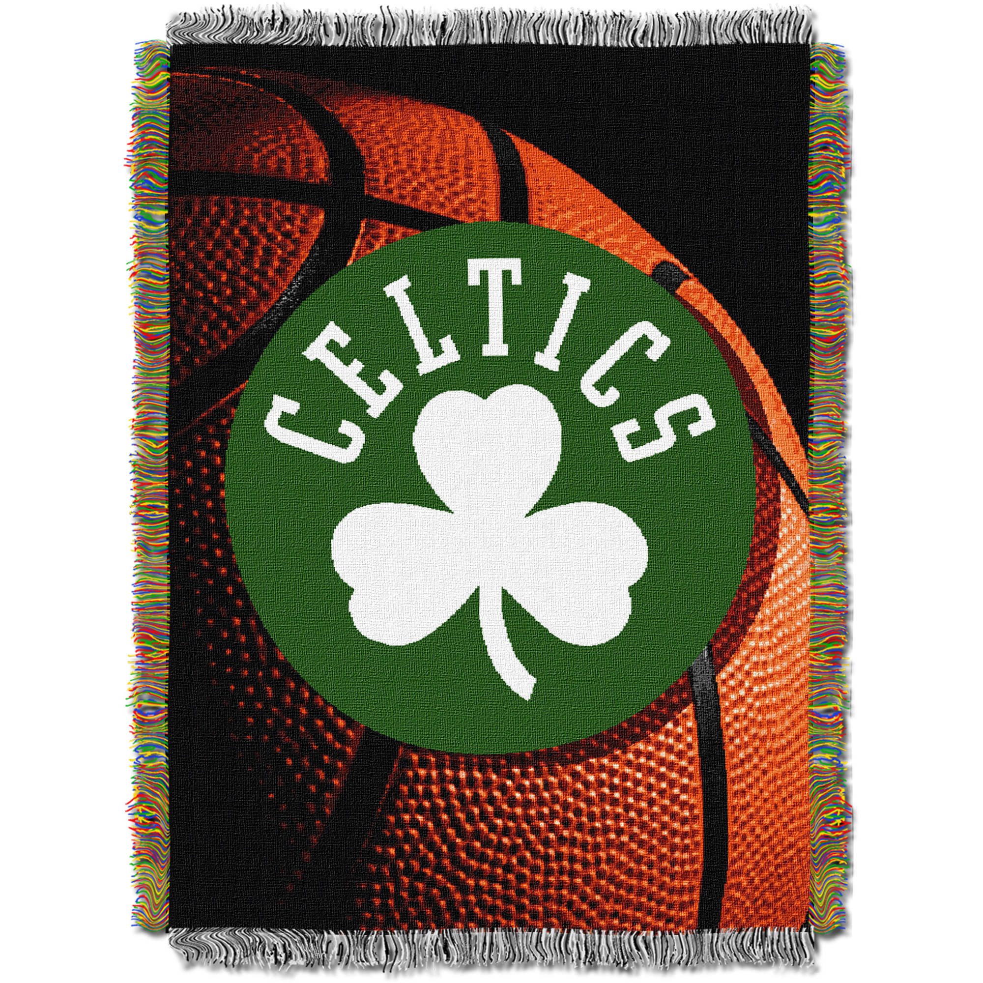 "NBA 48"" x 60"" Photo Real Series Tapestry Throw, Celtics"