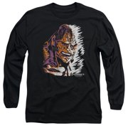 Poltergeist II Kane Worm Mens Long Sleeve Shirt
