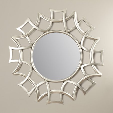 Willa Arlo Interiors Brylee Traditional Sunburst Mirror
