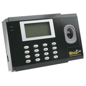 WASPTIME V7 PRO W/ BIOMETRIC INCL SOFTWARE CLOCK