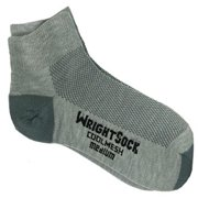 Anti Blister Double Layer Coolmesh Quarter Sock