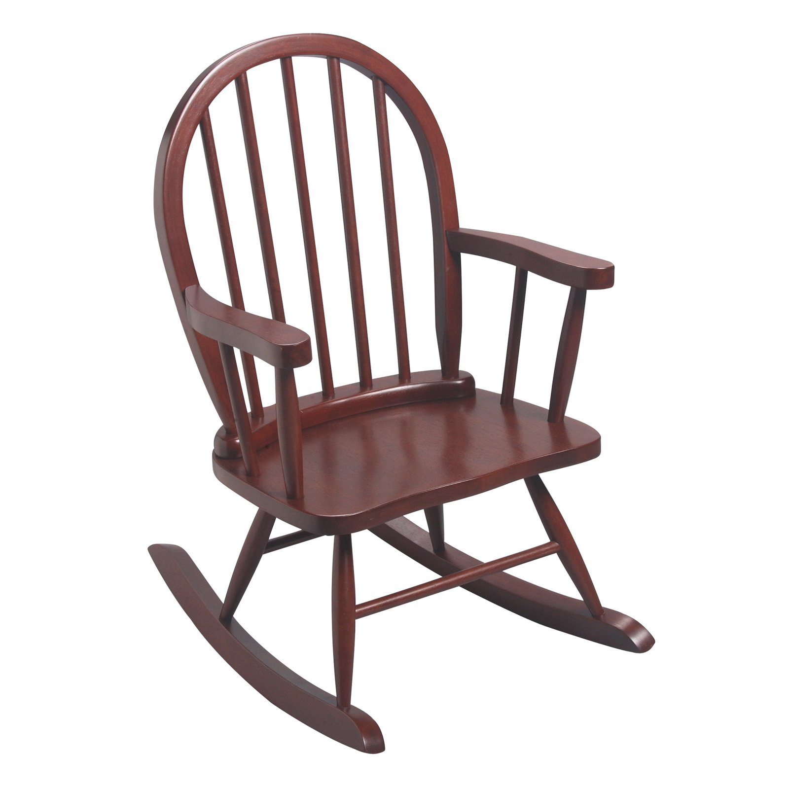 Gift Mark Windsor Childrens 3600 Rocking Chair Cherry by Gift Mark