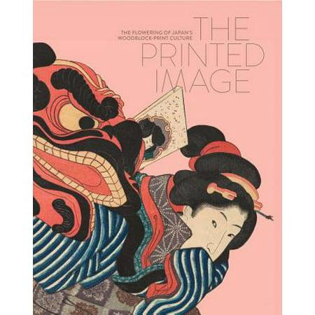 The Printed Image: The Flowering of Japan's Wood Block Print Culture - Blocks Of Wood
