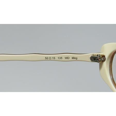 4f0a65ead5 New Lilly Pulitzer Meg Mens Womens Designer Full-Rim Black Horn With Glitter  Genuine Handmade In Italy Frame Demo Lenses 52-15-135 Eyeglasses Eye Glasses  ...
