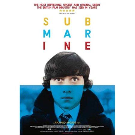 Pop Culture Graphics MOVCB25993 Submarine Movie Poster, 11 x 17