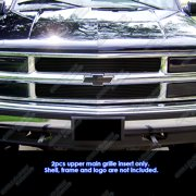 (BGC Stainless Steel Billet Grille)