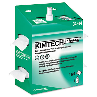 Kimwipes Lens Cleaning KCC34644