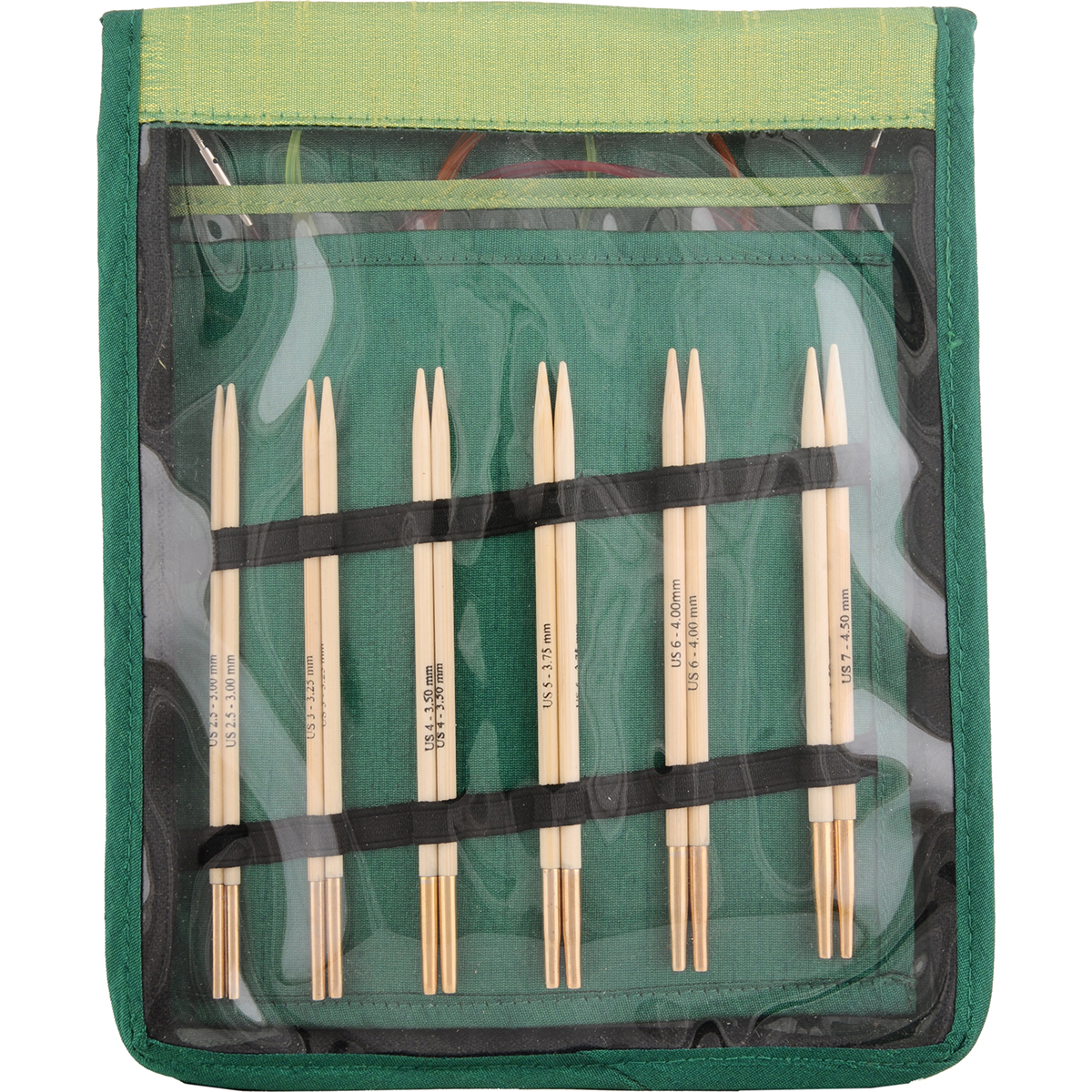Bamboo Deluxe Interchangeable Needle Set