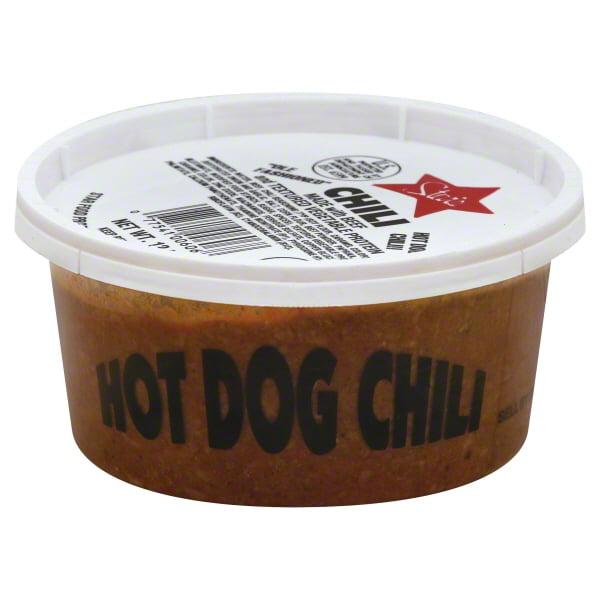 Star Hot Dog Chili, 12 Oz.