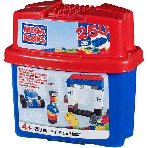 Mega Bloks Micro Bloks Tub