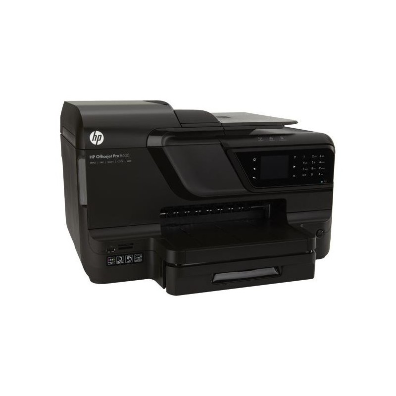 Refurbished HP Officejet Pro 8600 e-All-in-One N911a Color Ink-jet Fax   copier   printer   scanner by OKI Data