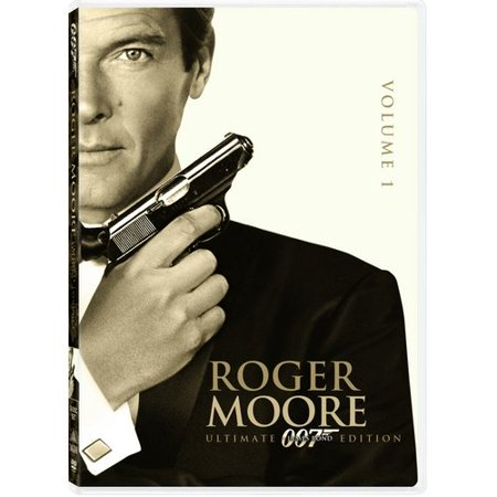 Roger Moore  Ultimate 007 James Bond Edition  Volume One   Live And Let Die   The Man With The Golden Gun   The Spy Who Loved Me  Widescreen