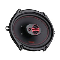 "DS18 5x7"" 150 Watts Max Power 3 Way Coaxial Speaker 4 Ohm GEN-X5.7 Set of 2"