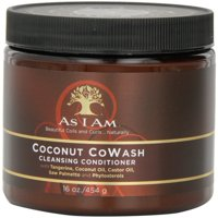 As I Am Coconut CoWash Cleansig Conditioner, 16 oz (Pack of 2)