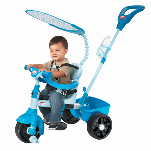 Little Tikes 4-in-1 Trike, Blue