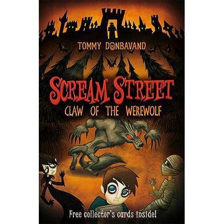 Claw of the Werewolf. Tommy Donbavand (Werewolf Claw Marks)
