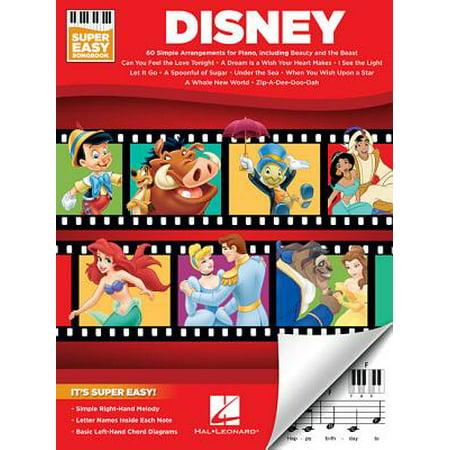 Disney Collection Songbook (Disney - Super Easy Songbook)