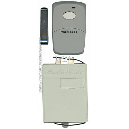 Linear Multicode MS Garage Door Opener Conversion Kit (p/n: MCS1011)  Garage Door Opener (new) Vertical Door Conversion Kit