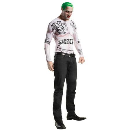 Suicide Squad: Joker Teen Costume Kit - Suicide Squad Joker Costume Halloween