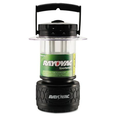 Rayovac Lantern, Fluorescent Bulb, Black
