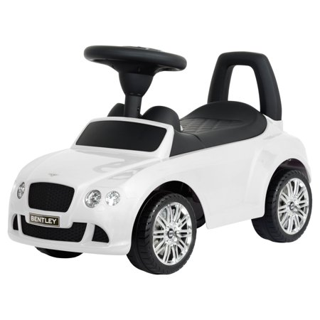 Ride Ons Bentley Continental Gt Speed With Sound Riding Push Toy