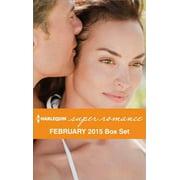 Harlequin Superromance February 2015 - Box Set - eBook