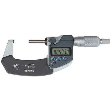 Mitutoyo Electronic Digital Micrometer, 293-341-30