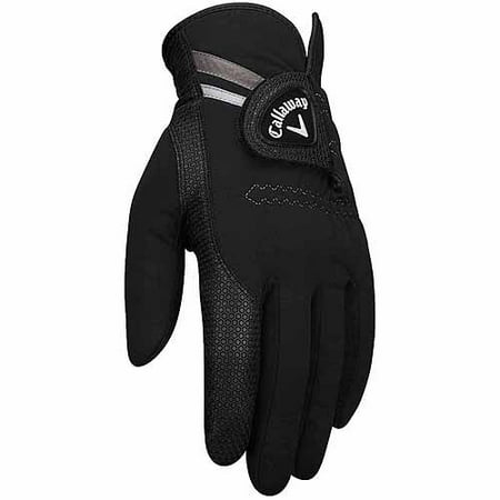 Callaway Mens Thermal Grip Golf Gloves Regular 1 Pair Medium Large