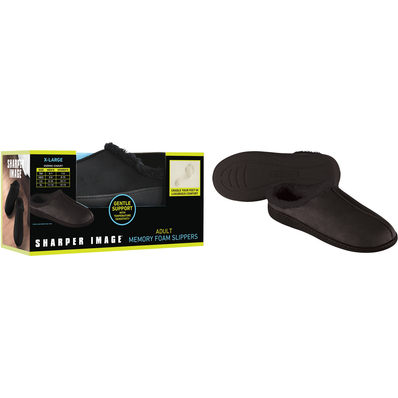 sharper image slippers