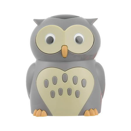 Cute Electric Pencil Sharpener School Supplies Sharpen Pencil Knife Safe Fast Automatic Sharpeners for Students Kids Cartoon Owl - Cute Pencil Sharpener