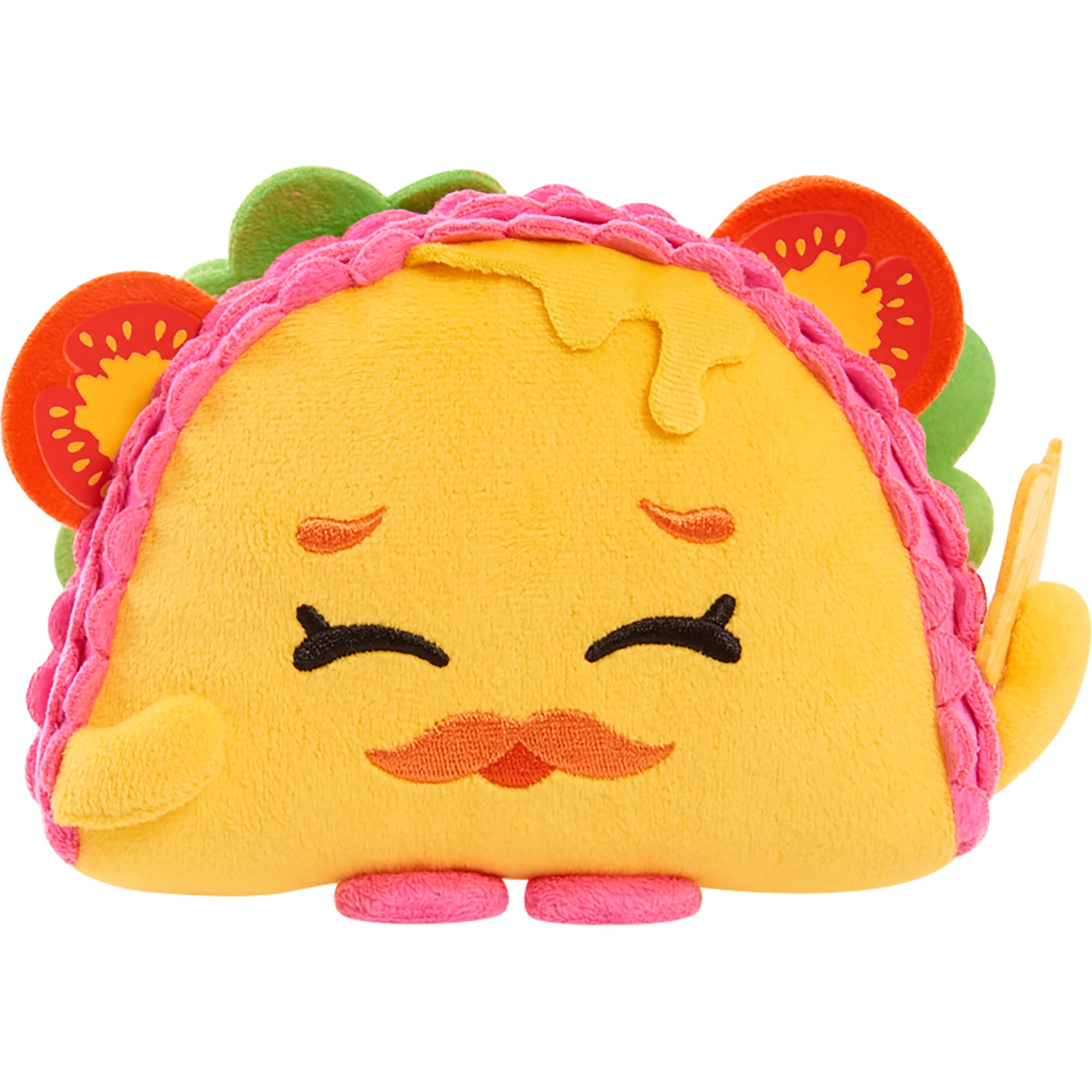"Shopkins 5"" Bean Plush Taco Terrie"