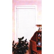 Simple Spaces Blinds, Faux Wood, 38-1/2 In. Blind Wdth