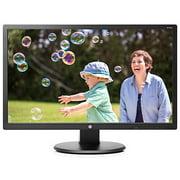 "HP 24uh LED Backlit Monitor   24""   1 VGA; 1 DVI   Basic Gaming   K5A38AA#ABA"