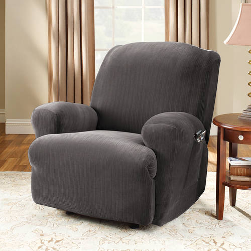 This button opens a dialog that displays additional images for this product with the option to zoom in or out. & Sure Fit Stretch Pinstripe Recliner Slipcover - Walmart.com islam-shia.org