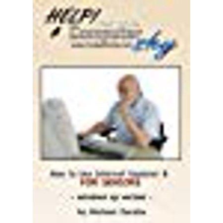 How to Use Internet Explorer 8 for Seniors - Windows XP