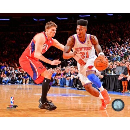 Iman Shumpert 2012-13 Action Photo Print - Iman Shumpert Halloween