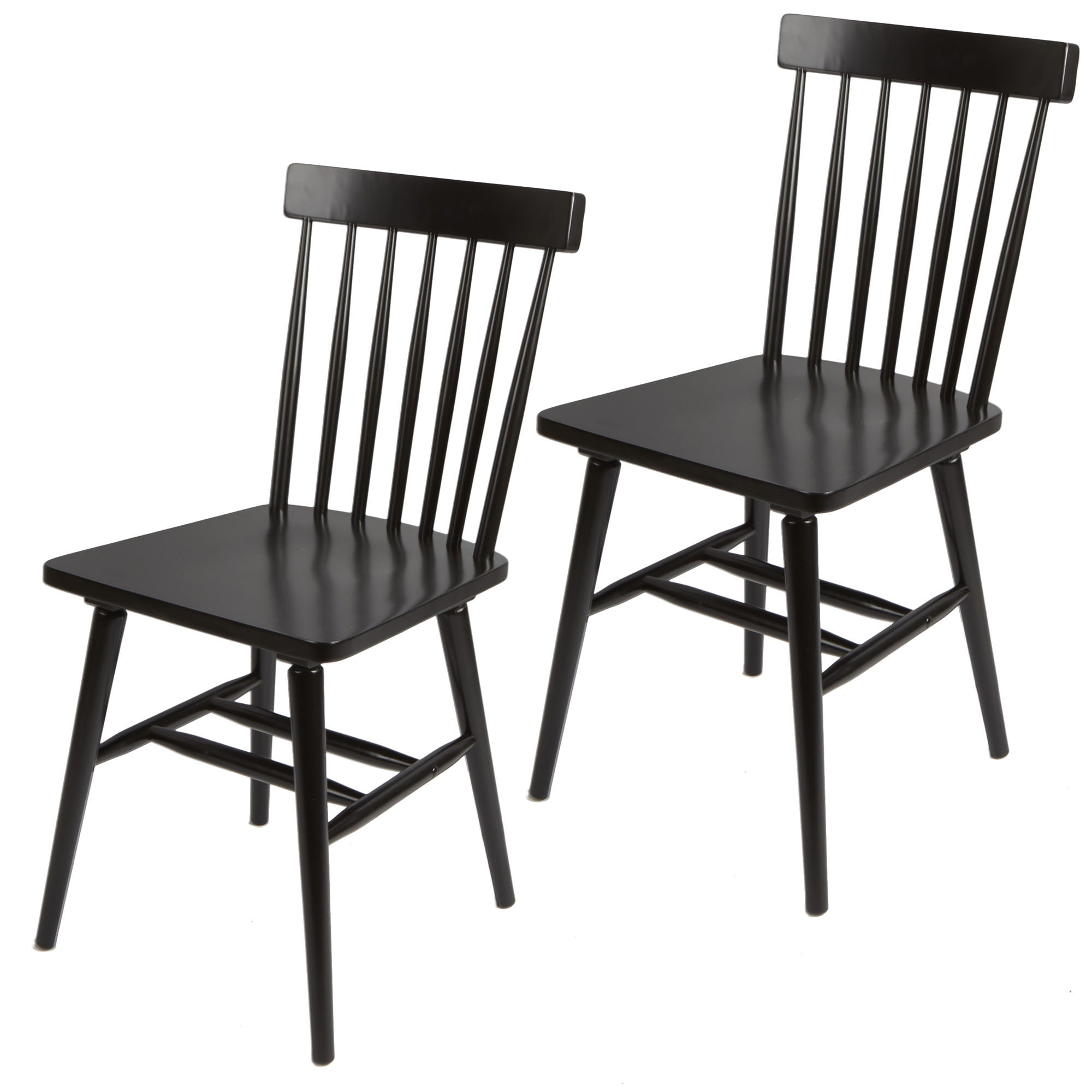 Better Homes & Gardens Gerald Dining Chairs Set of 2, Multiple Finishes