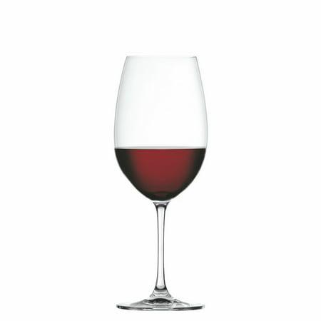 - Clear Glass Sets, Spiegelau Salute 25 Oz Bordeaux Drinking Glasses Set, 4 Piece